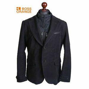 Hugo Boss Bondal Dbl Collar Jacket 40R